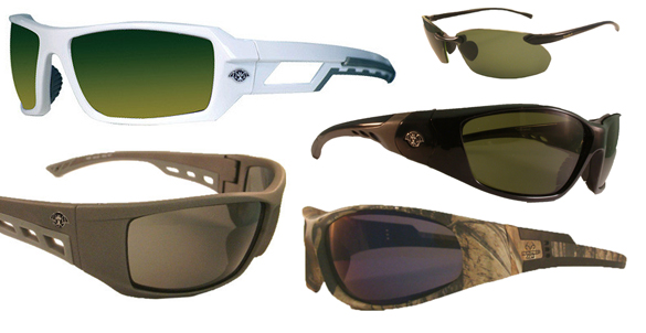 Choosing The Right Fishing Sunglasses & Lens Colors