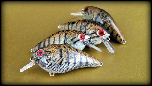 7 Of The Sickest Custom Crankbaits You Will Ever See