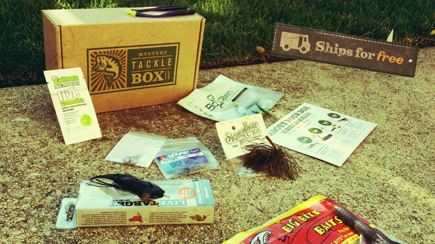 6 little known fishing tricks you can start using today for Fishing mystery box