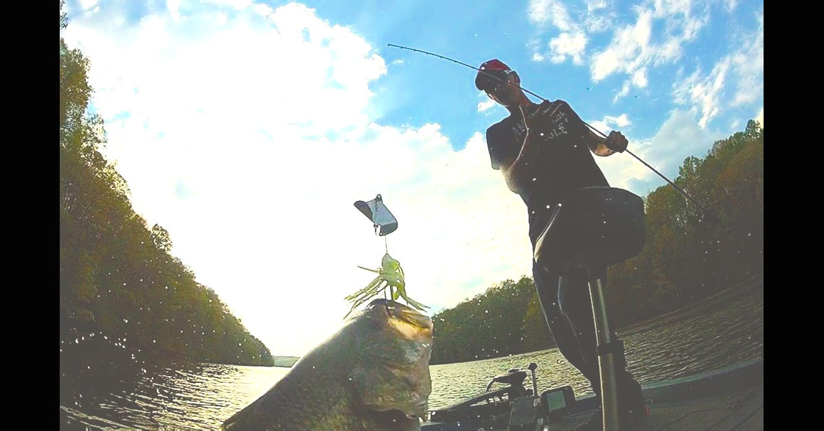 get better at fishing