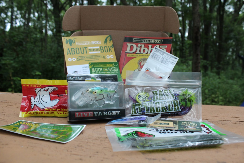 5 must own fishing products for 2016 for Monthly fishing box