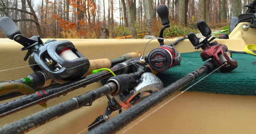choosing the right fishing rods