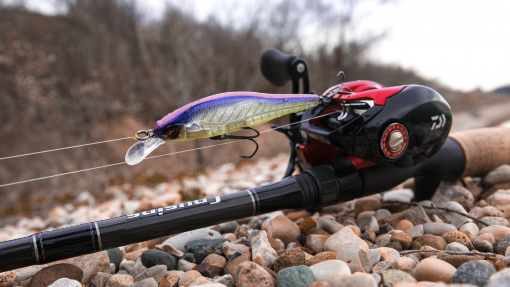 late winter lures