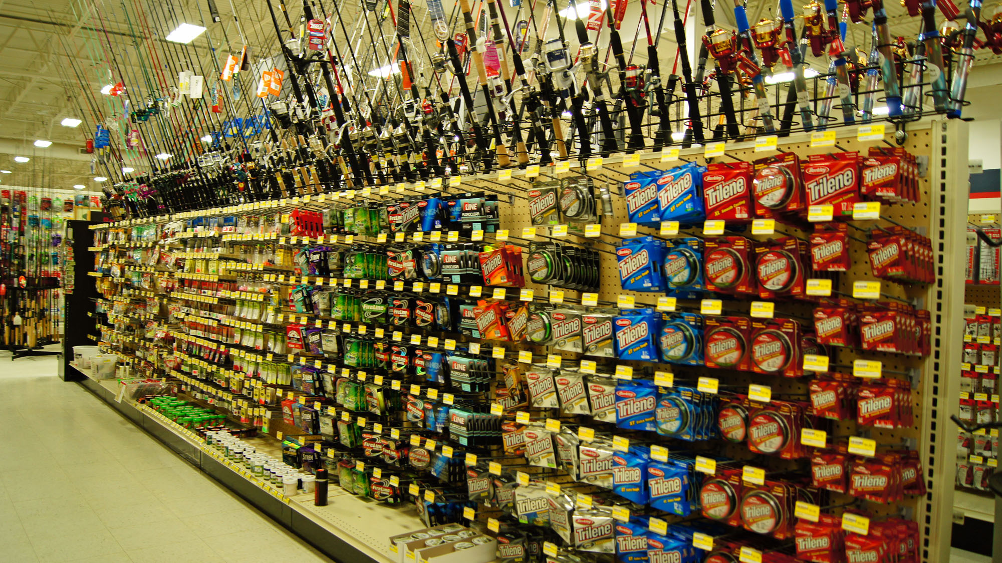 8 tricks to save money while fishing for Fishing equipment stores