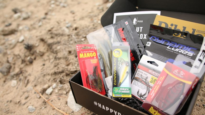 Featured Product Archives Mystery Tackle Box