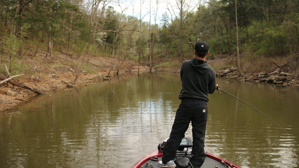 7 topwater fishing tips to dominate the surface article for Bass pro fishing line