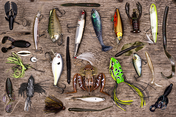 Vote on the best way to get rid of fishing tackle for Fishing mystery box