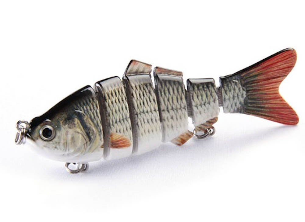 4 big baits that catch big bass and how to use them for Bass fishing swimbaits