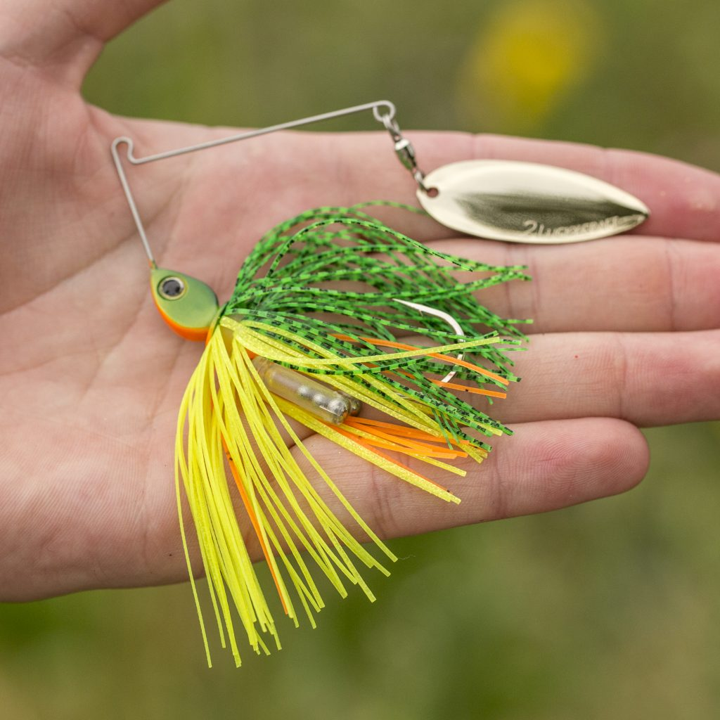 lucky craft RV series spinnerbait