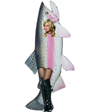 the good bad and ugly of fishing halloween costumes