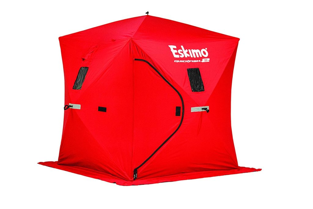ice fishing gear shelter