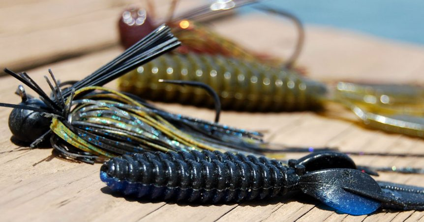 8 jig fishing tips to catch bass on the rocks for Jig fishing tips