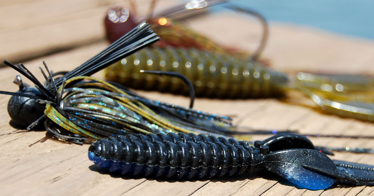 8 jig fishing tips to catch bass on the rocks for Best jig for bass fishing