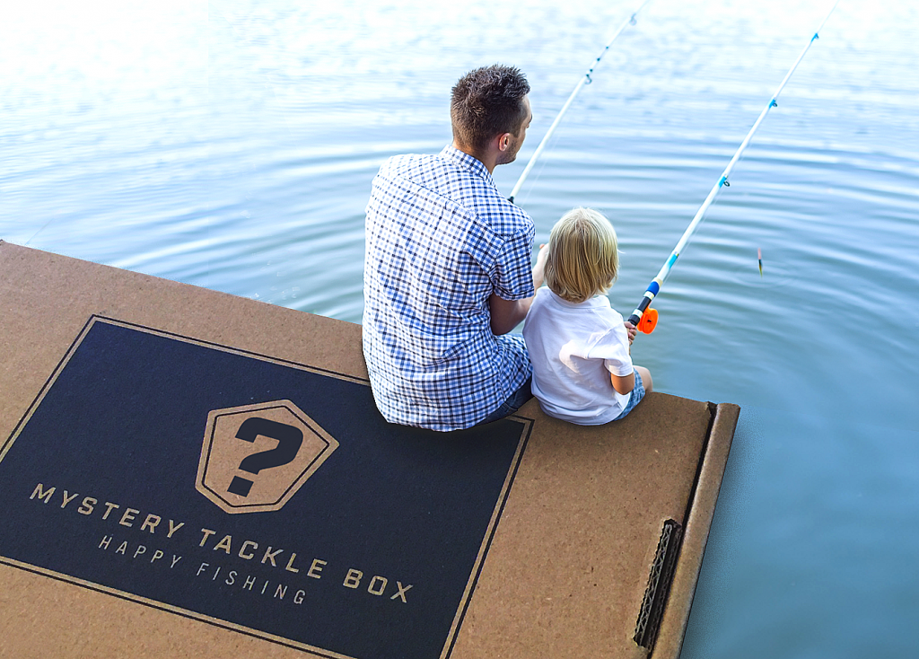 10 father 39 s day fishing gifts your dad will love for Fishing gift box