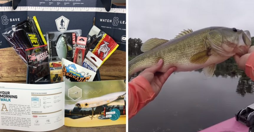 Fishing Archives Mystery Tackle Box
