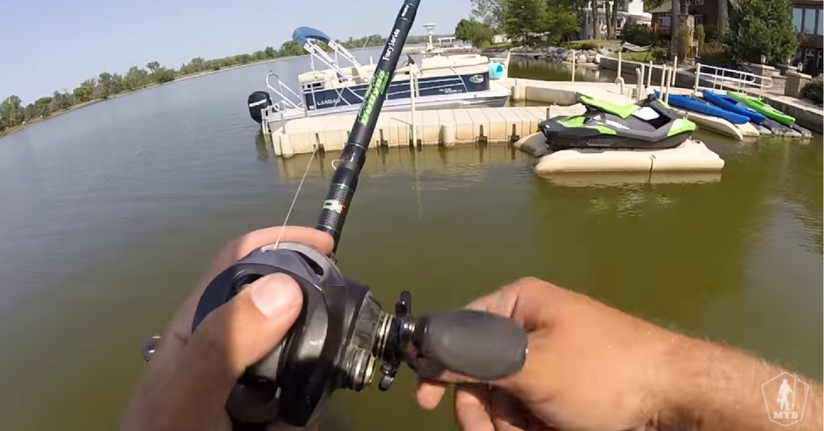 How To Fish Docks For Fall Bass Explained