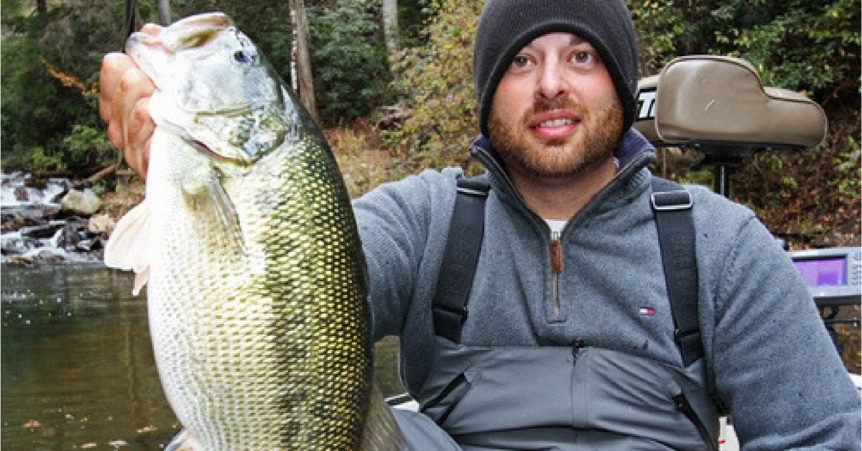 spotted bass header