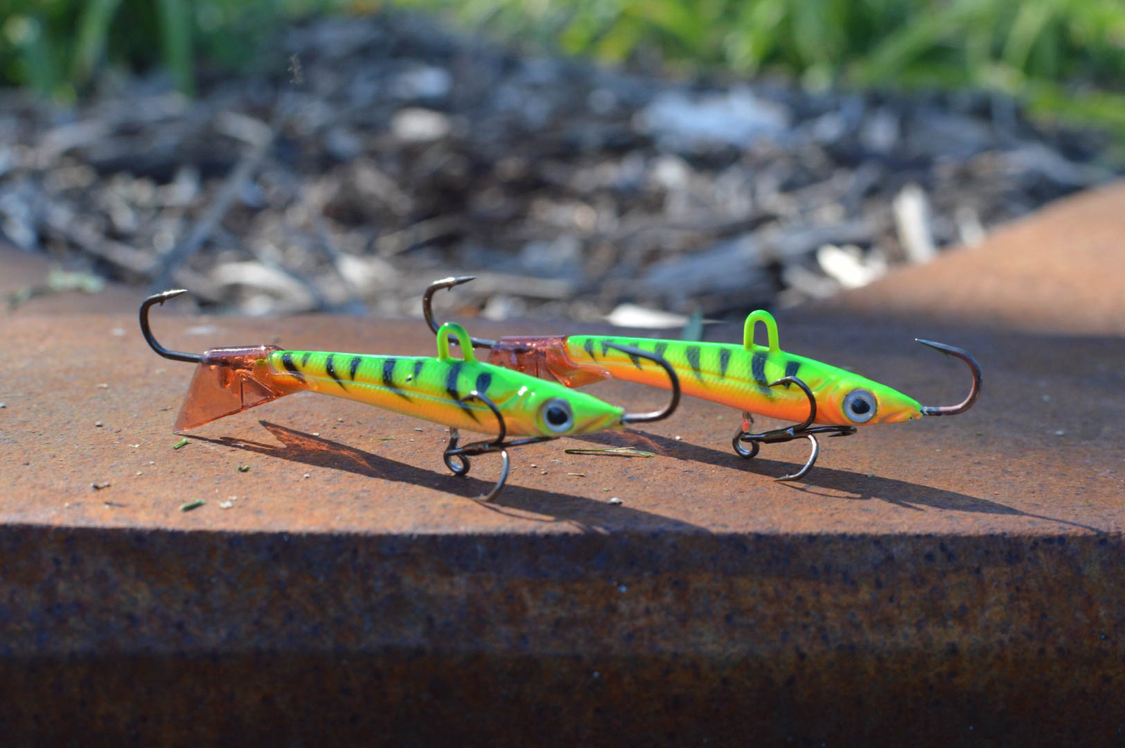k and e stopper lures