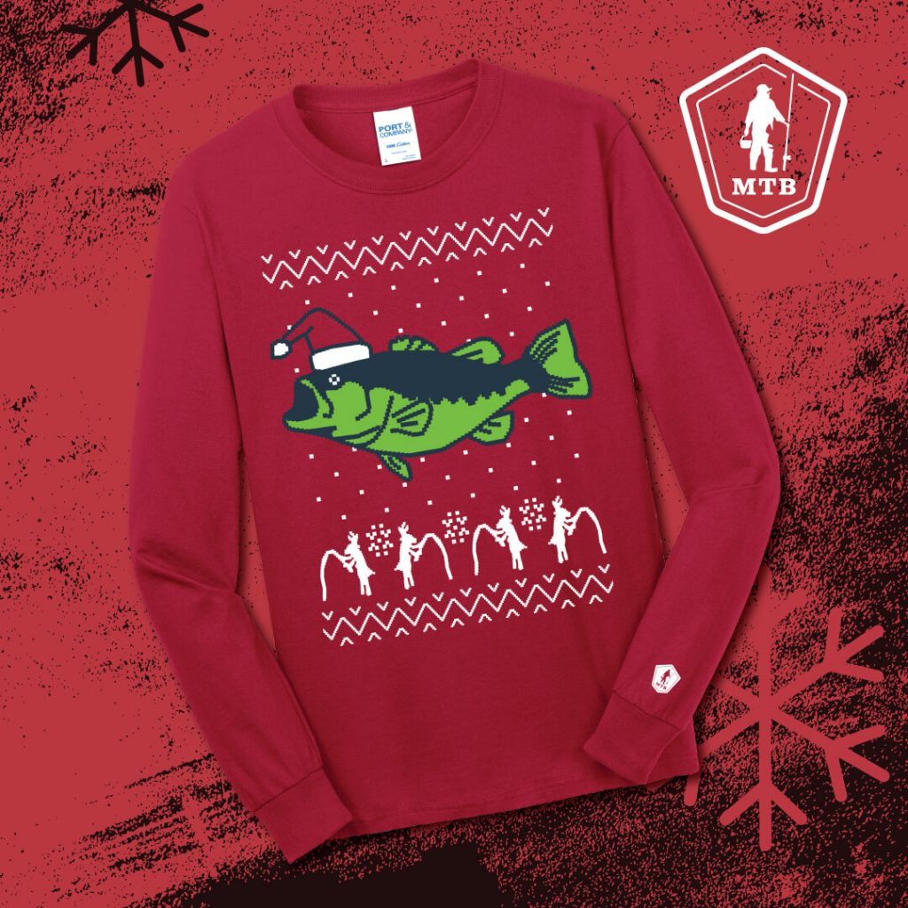 9 fishing gifts that don 39 t suck 2017 edition for Fishing christmas sweater