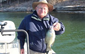 table rock fishing species