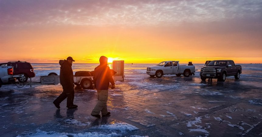 Shantytown: The 5 Best Ice Fishing Towns In North America