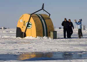 wisconsin ice fishing towns