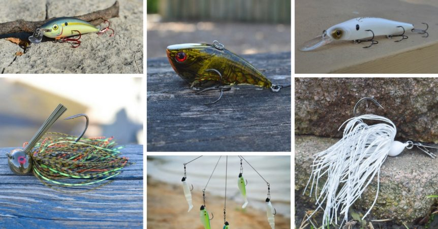 The 6 Best Prespawn Baits To Throw Before Bass Are Bedding