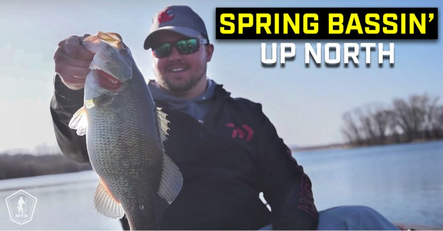 spawn up north fishing