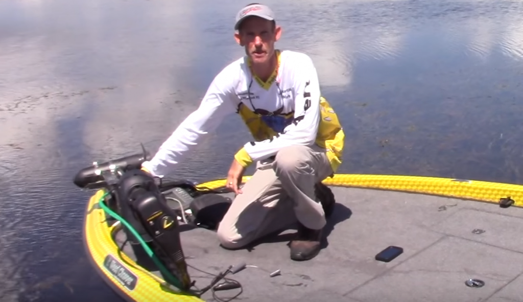 How To Use A Trolling Motor