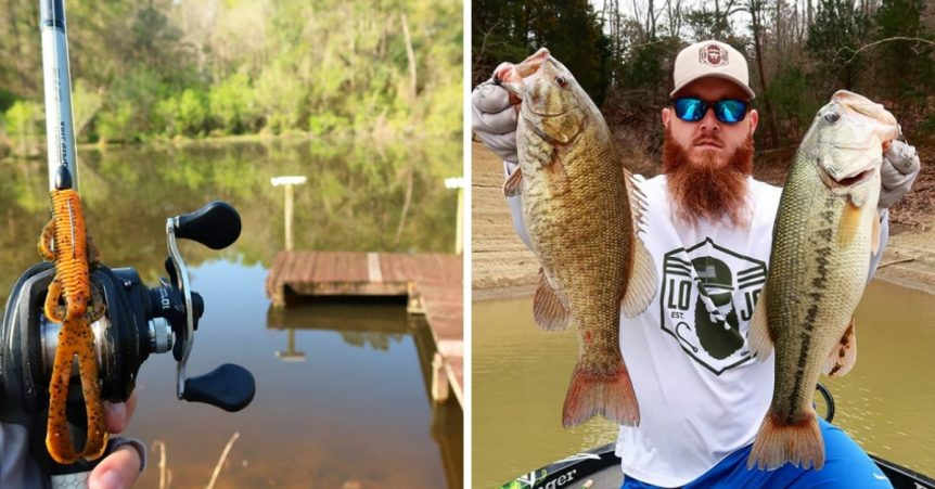 Why You Should Fish Docks During The Bass Spawn