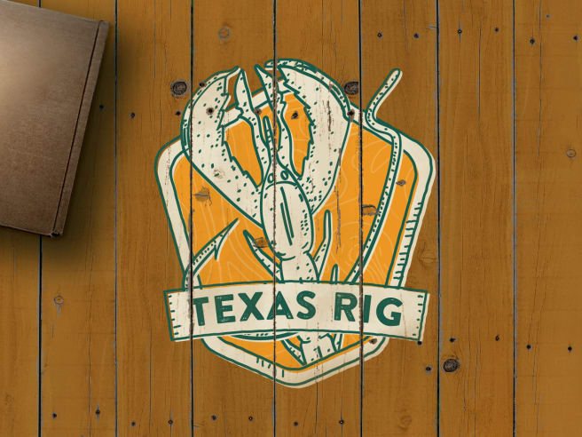 Technique Boxes - Texas Rig