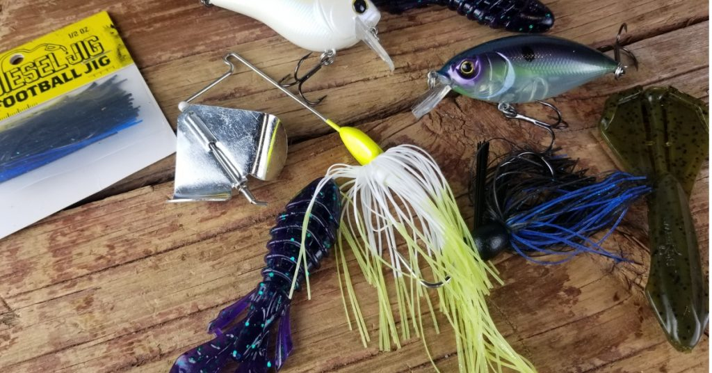 """Muddy Water Baits 2/"""" MW113 Outlaw Count 30"""