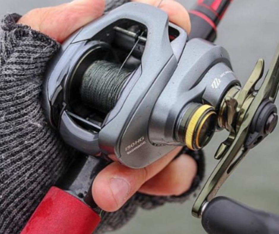 How To Spool A Baitcaster
