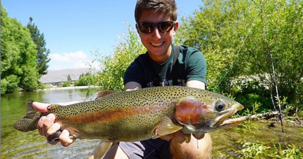 Early Spring Trout