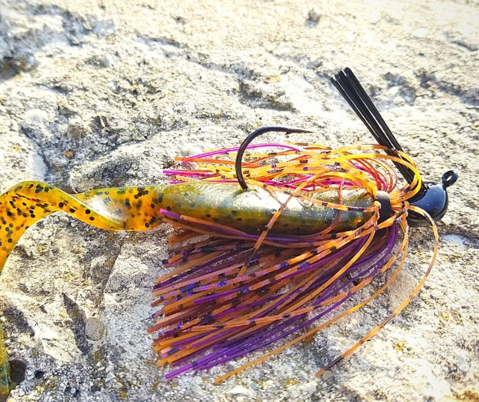 Late Fall Fishing: Jig
