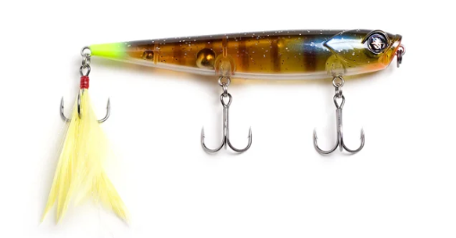 Ghost Colored Lures - Googan Squad Hound