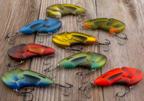 One Knocker Lipless Crankbaits