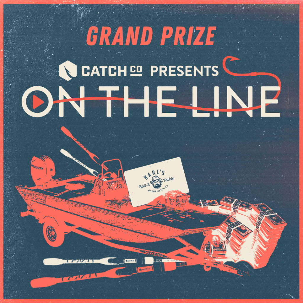 On The Line Fishing Competition