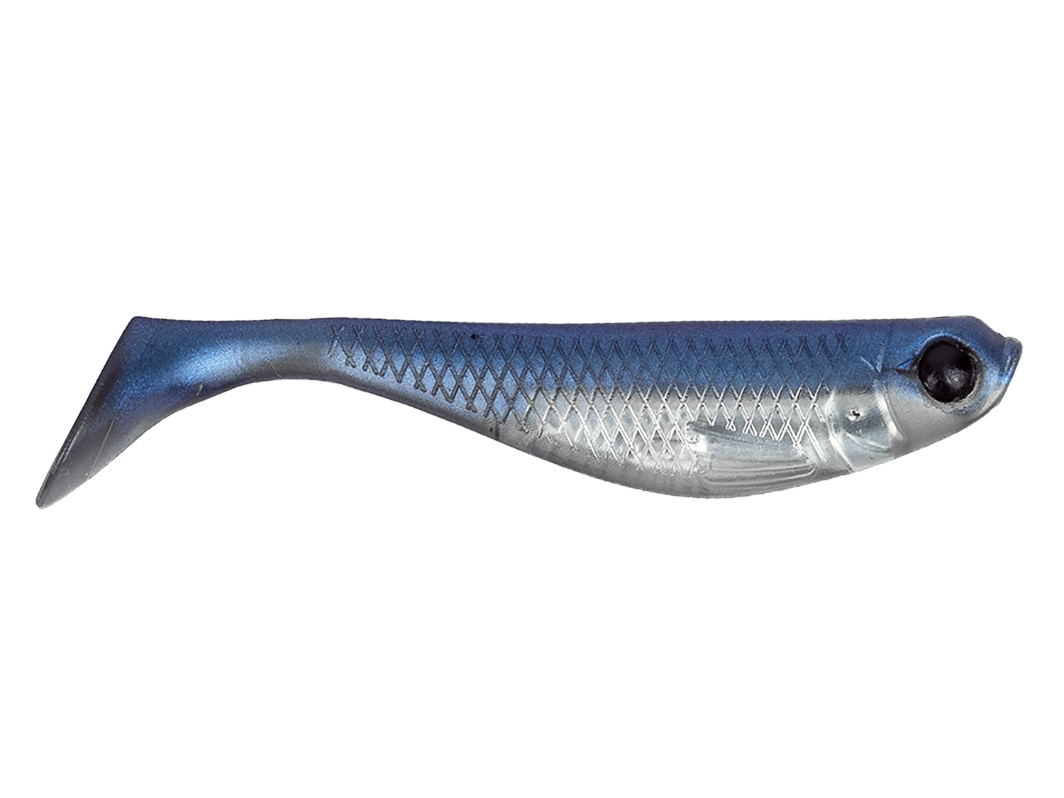 Catch Co 10,000 Fish Shimmer Swimmer Soft Plastic Paddle Tail Swimbait