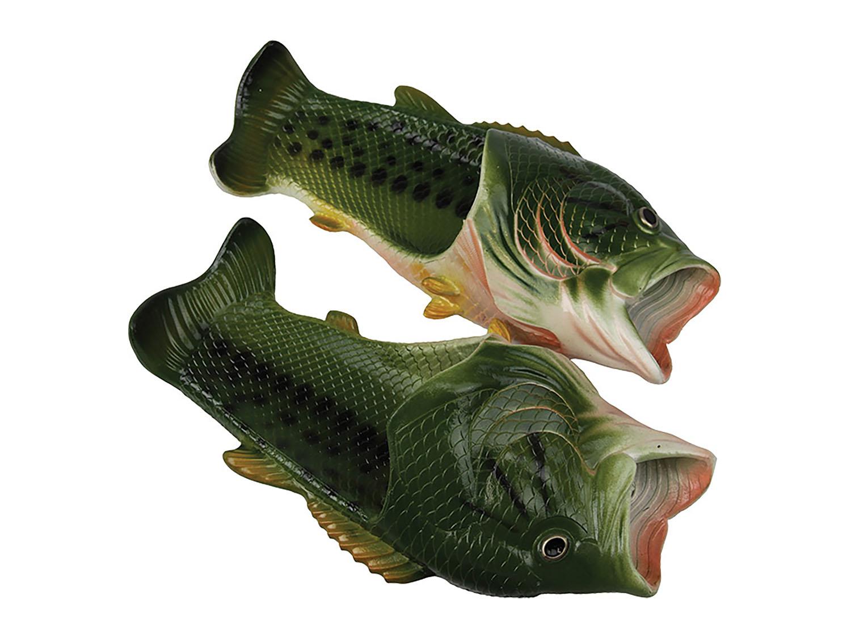 Bait \u0026 Tackle Rivers Edge Bass Fish Sandal